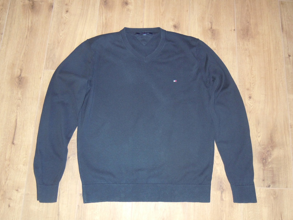 TOMMY HILFIGER sweter r.XL