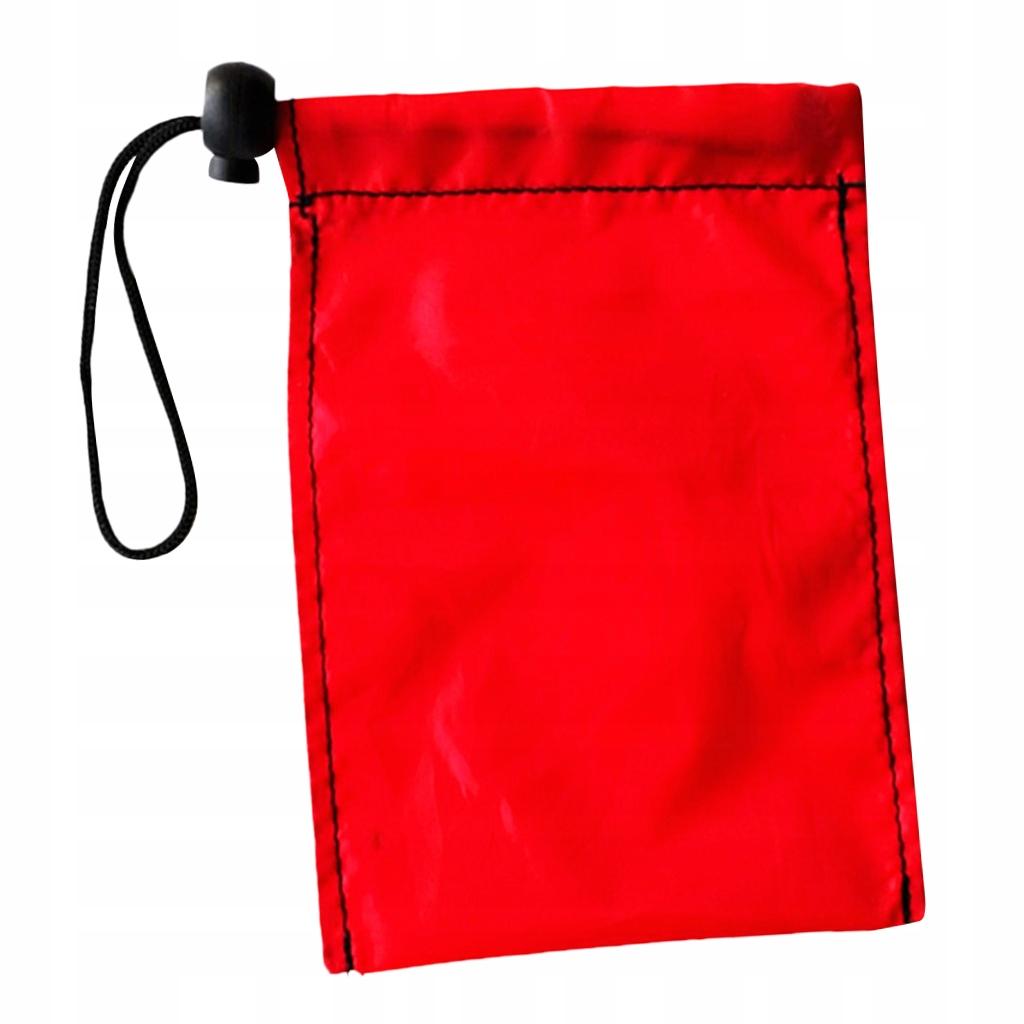 Wspinaczka worek do rzucania - Czerwony