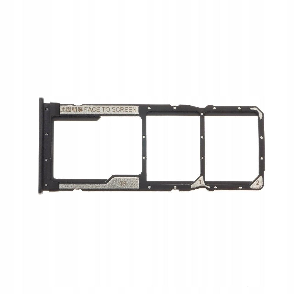 Szufladka karty sim do Xiaomi Redmi 7 czarny