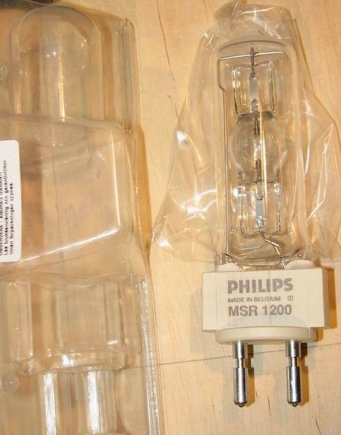 żarówka / lampa MSR1200 1200W Philips
