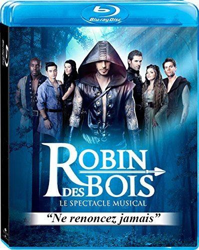 ROBIN DES BOIS - LES SPECTACLE MUSICAL (2DVD)