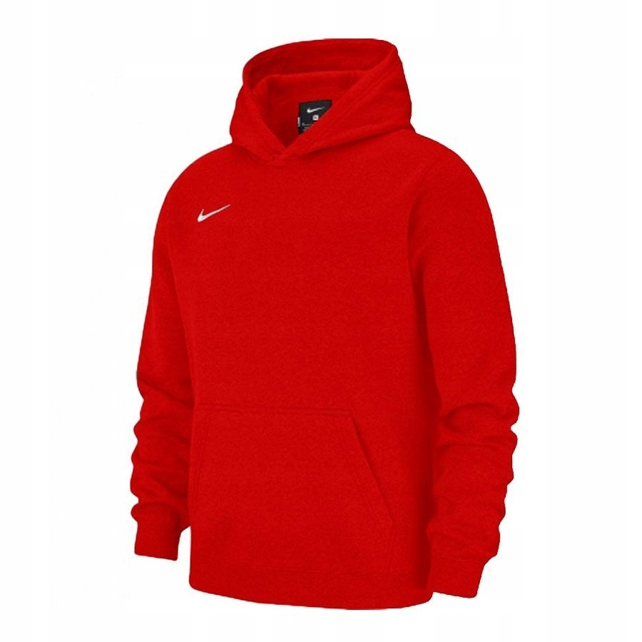 Bluza Nike Hoodie AJ1544 657 L (147-158cm) czerwo