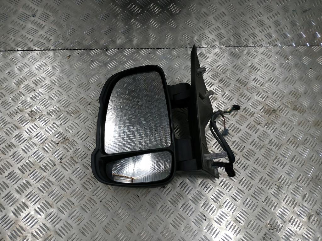 Fiat Ducato III Lusterko Lewe Zewnętrzne