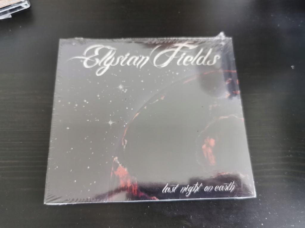 ELYSIAN FIELDS Last Night On Earth [FOLIA]