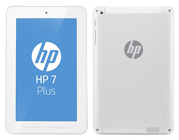 Tablet HP 7 Plus 1301 7'' 8GB Quad-Core IPS Wi-Fi