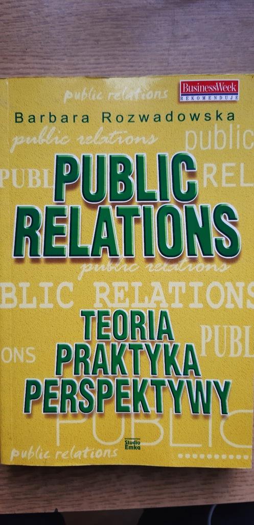 PUBLIC RELATIONS - Barbara Rozwadowska