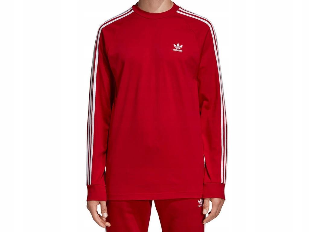 adidas Originals 3 Stripes Long Sleeve Tee ED7480