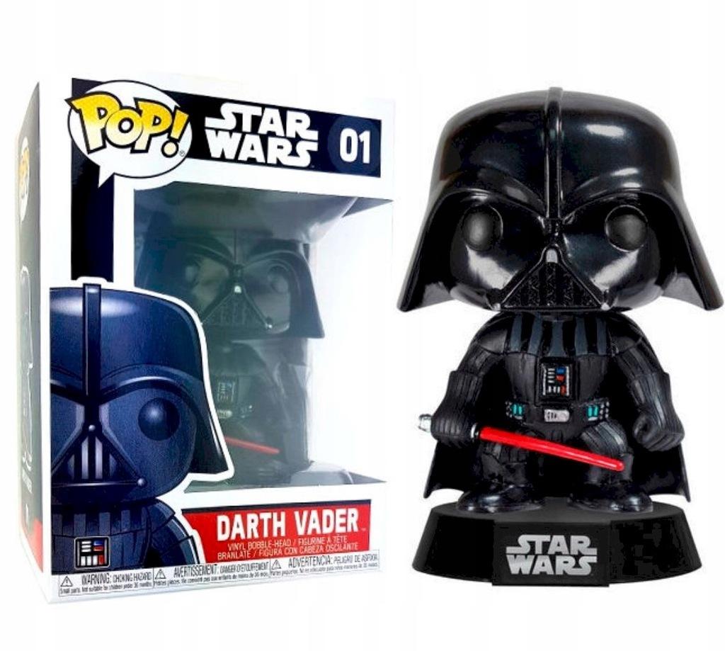Star Wars Funko pop Darth Vader 01