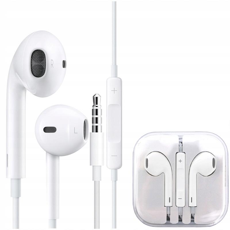 Elegancki prezent na święta słuchawki EarPods