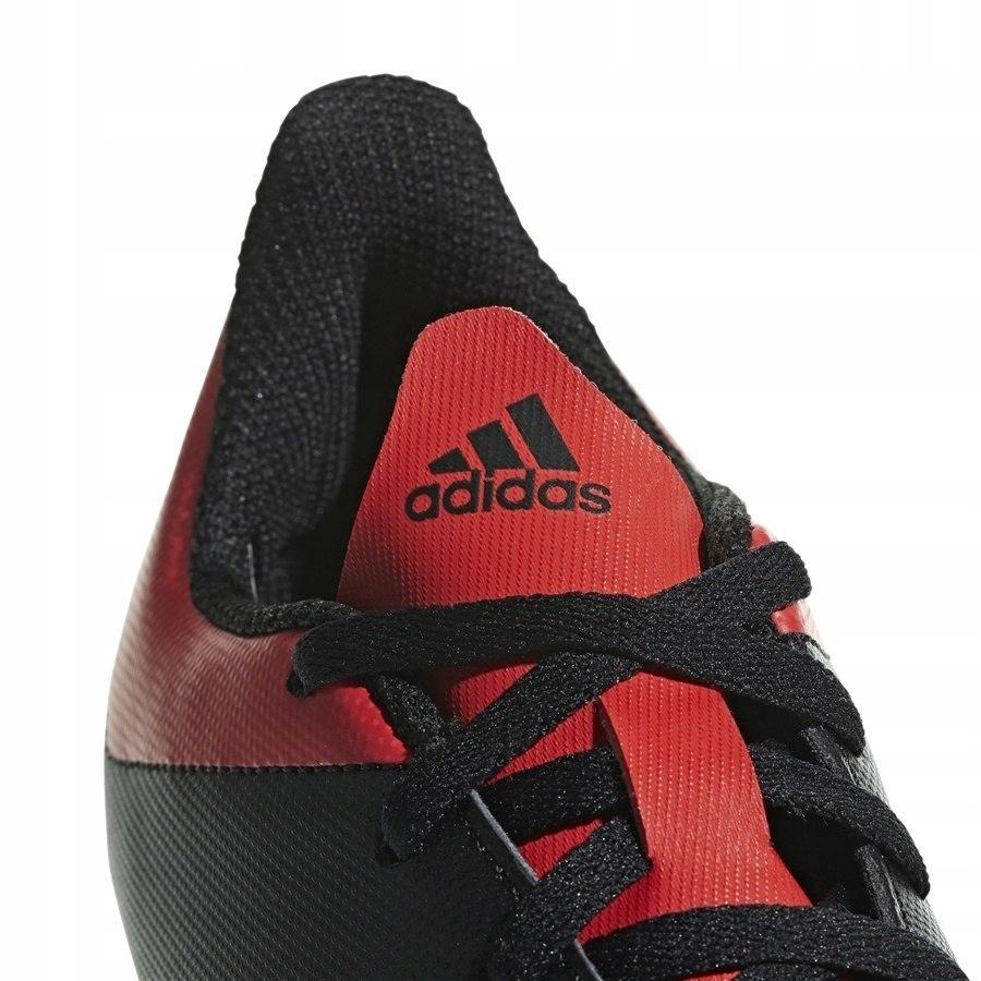 Buty Piłkarskie JR adidas X 18.4 lanki korki 31
