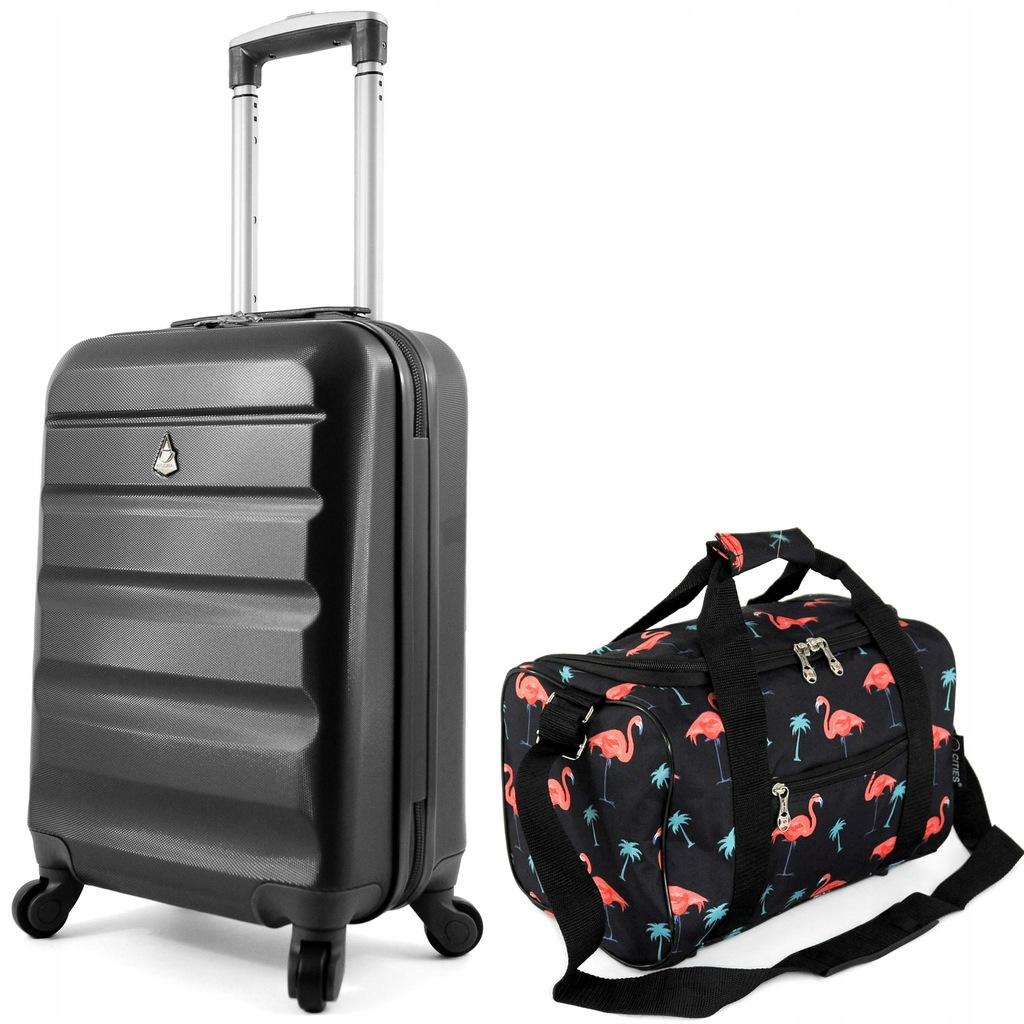bagaż podręczny samolot Ryanair 55x40x20+40x25x20