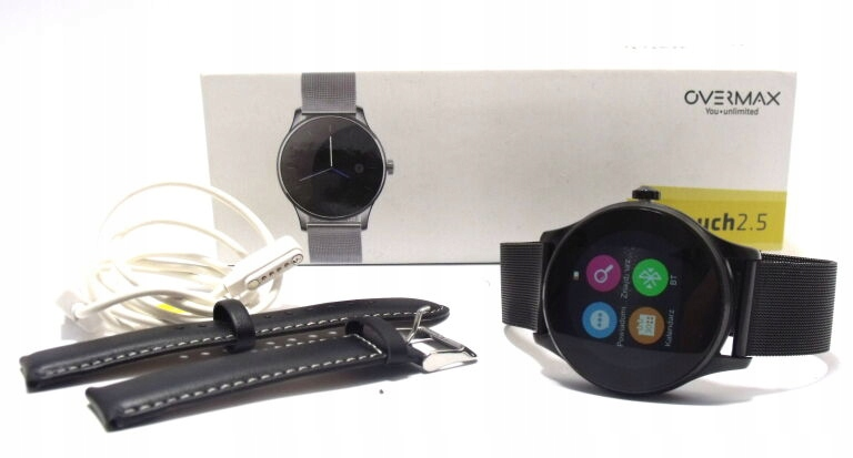 STYLOWY SMARTWATCH OVERMAX TOUCH 2.5