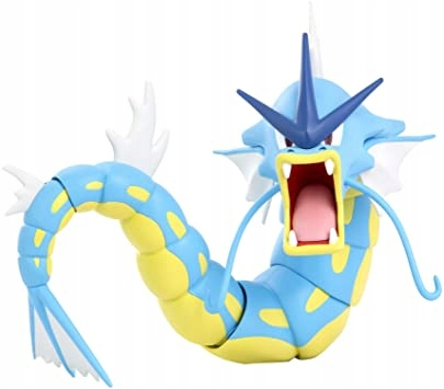 Pokemon, Gyarados, figurka Wicked Cool Toys