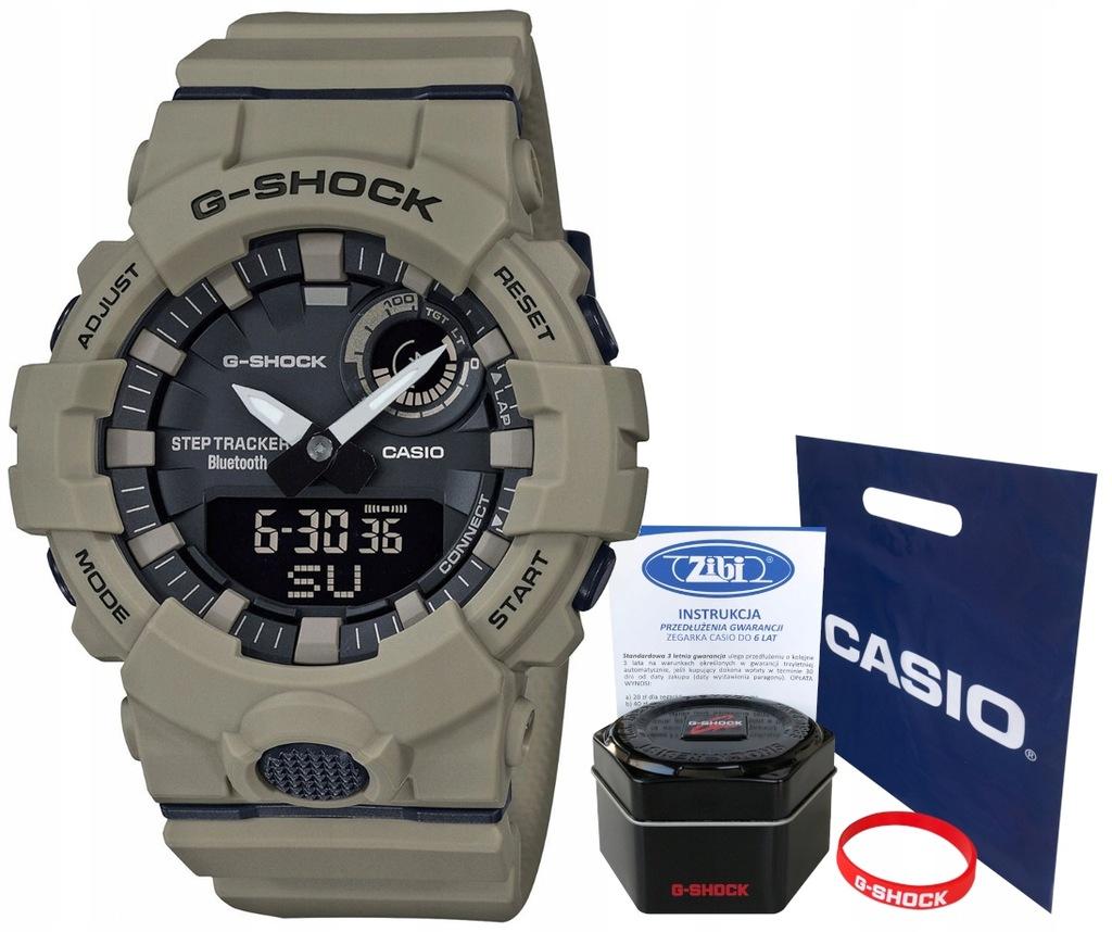 Zegarek dla chłopca Casio G-SHOCK GBA-800UC -5AER