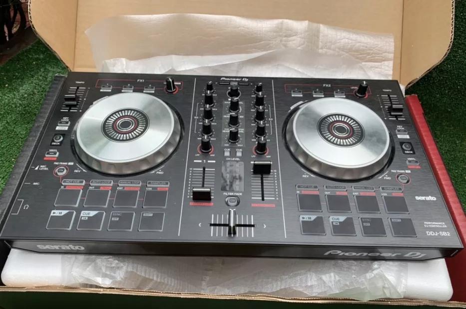 KONTROLER DJ PIONEER DDJ-SB2 SERATO DJ INTRO RB !!