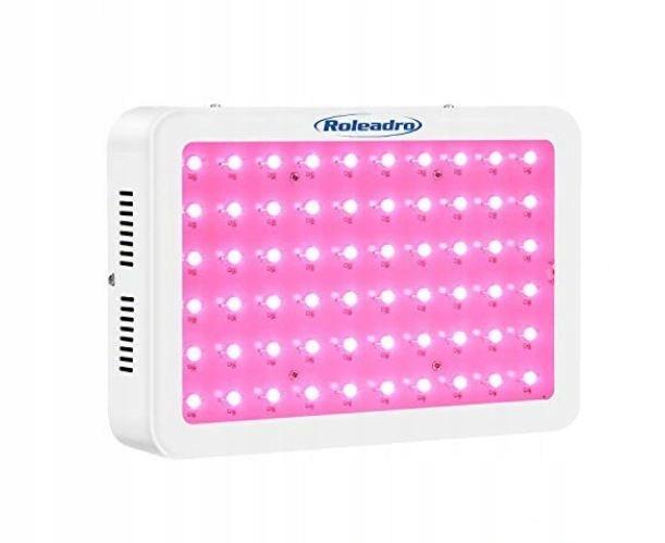 Roleadro Lampa roślinna LED 300W UV dla roślin