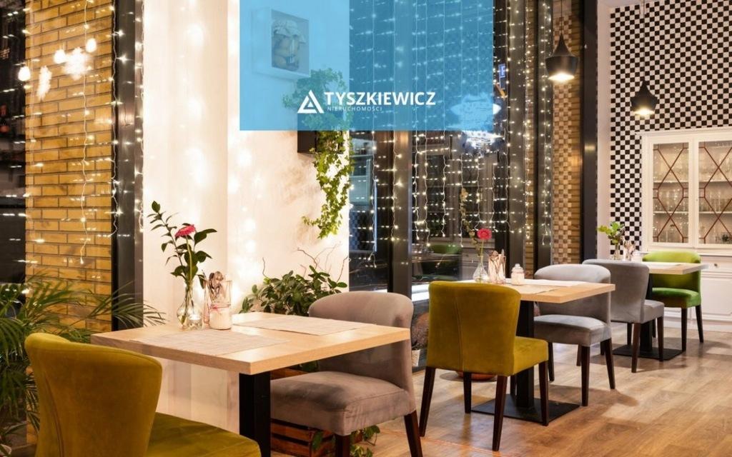 Lokal gastronomiczny, Gdańsk, Śródmieście, 135 m²