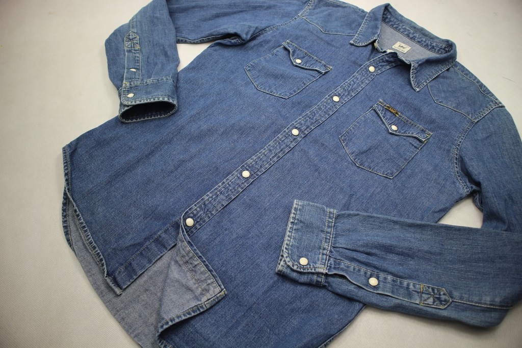 Lee Western koszula jeansowa M