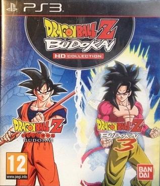 Dragon Ball Z Budokai Hd Collection Ps3 Sklep 9422186783 Oficjalne Archiwum Allegro