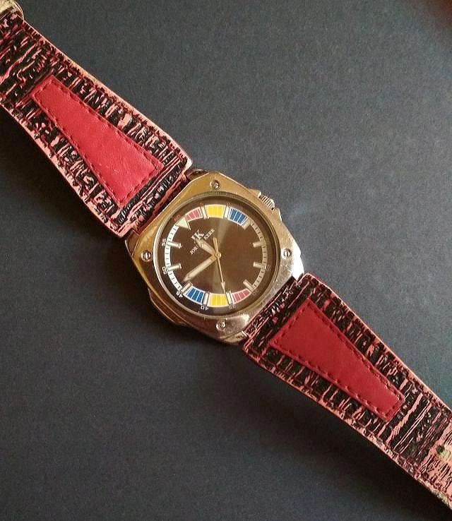 Jordan Kerr 2474B zegarek unisex Multi colour