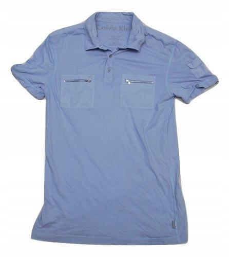 U Koszulka polo t-shirt Calvin Klein Fit M z USA!