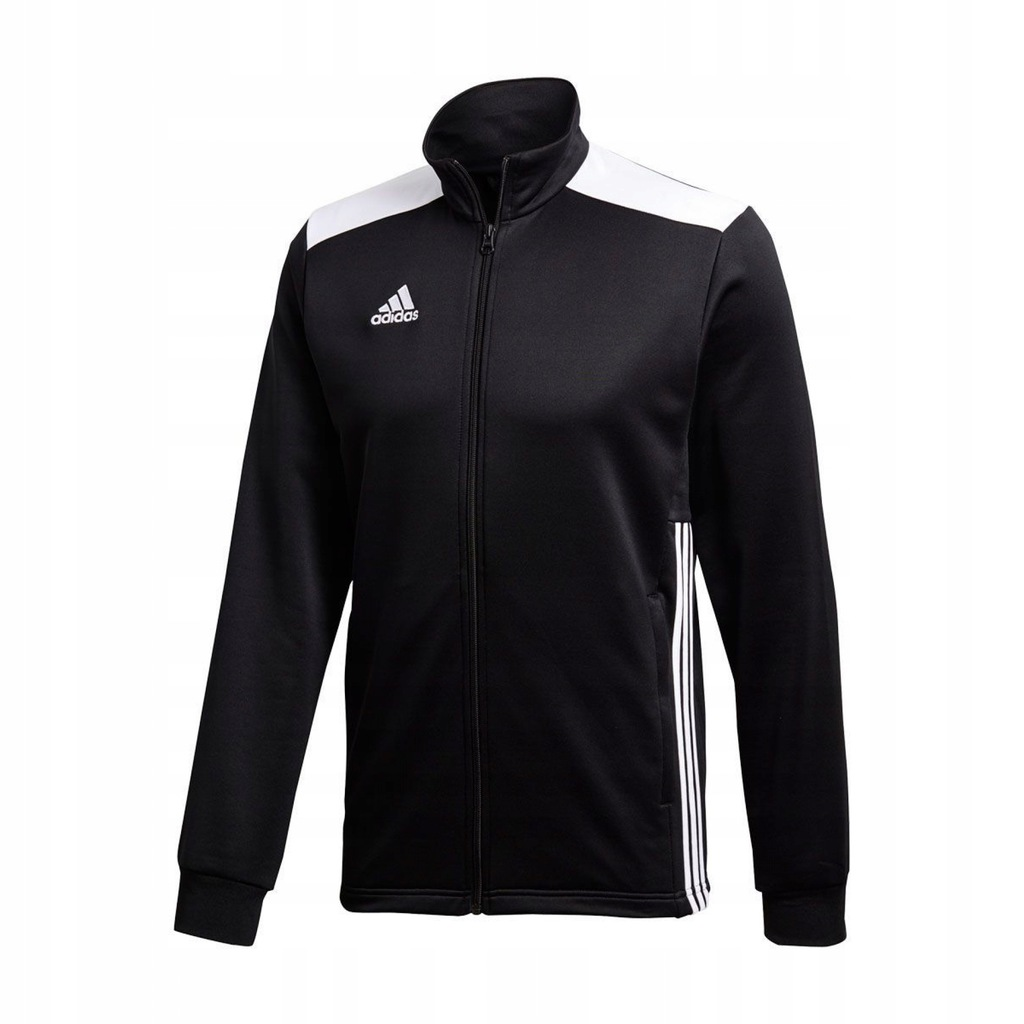 Adidas MĘSKA ROZSUWANA BLUZA REGISTA 18 CZ8624 Ceny i