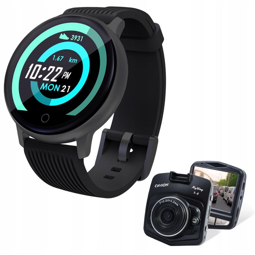 LENOVO BLAZE Smartwatch Zegarek Sportowy + KAMERA