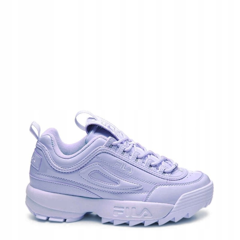 Fila DISRUPTOR sneakersy damskie violet EU 38