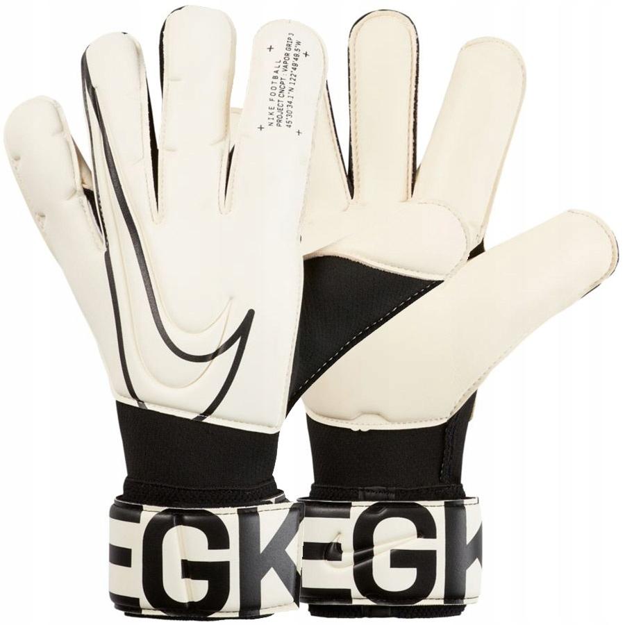 Rękawice Nike GK Vapor Grip 3 FA19 biały 9!
