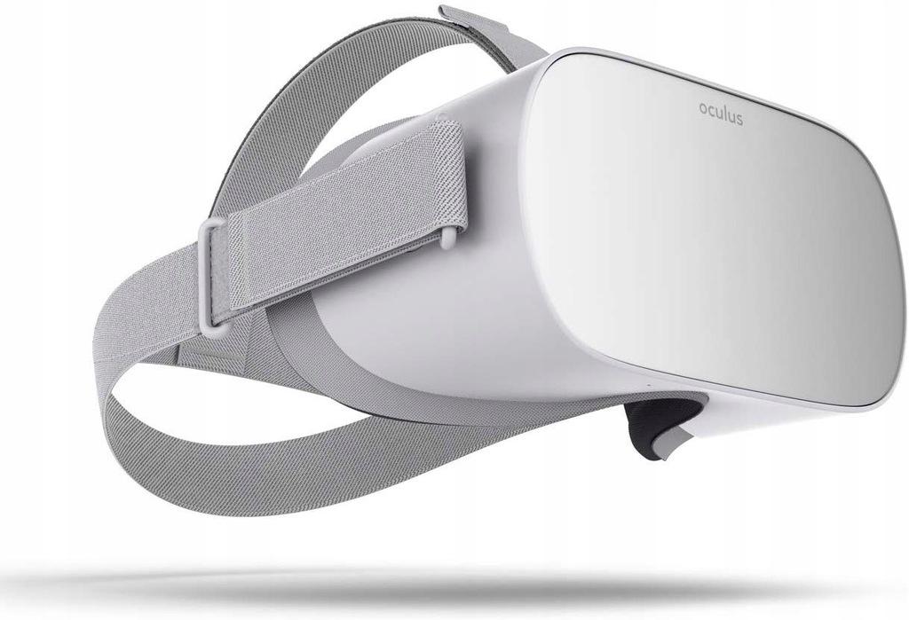 Gogle VR Oculus Go 32GB USZKODZONE