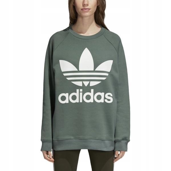 Bluza adidas Oversized Sweatshirt DH3128