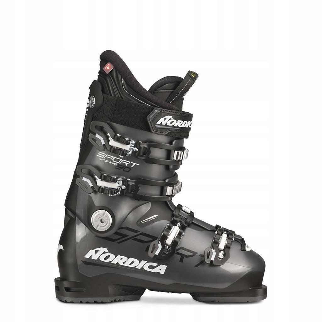 Buty narciarskie Nordica Sportmachine 90 Szary 31/
