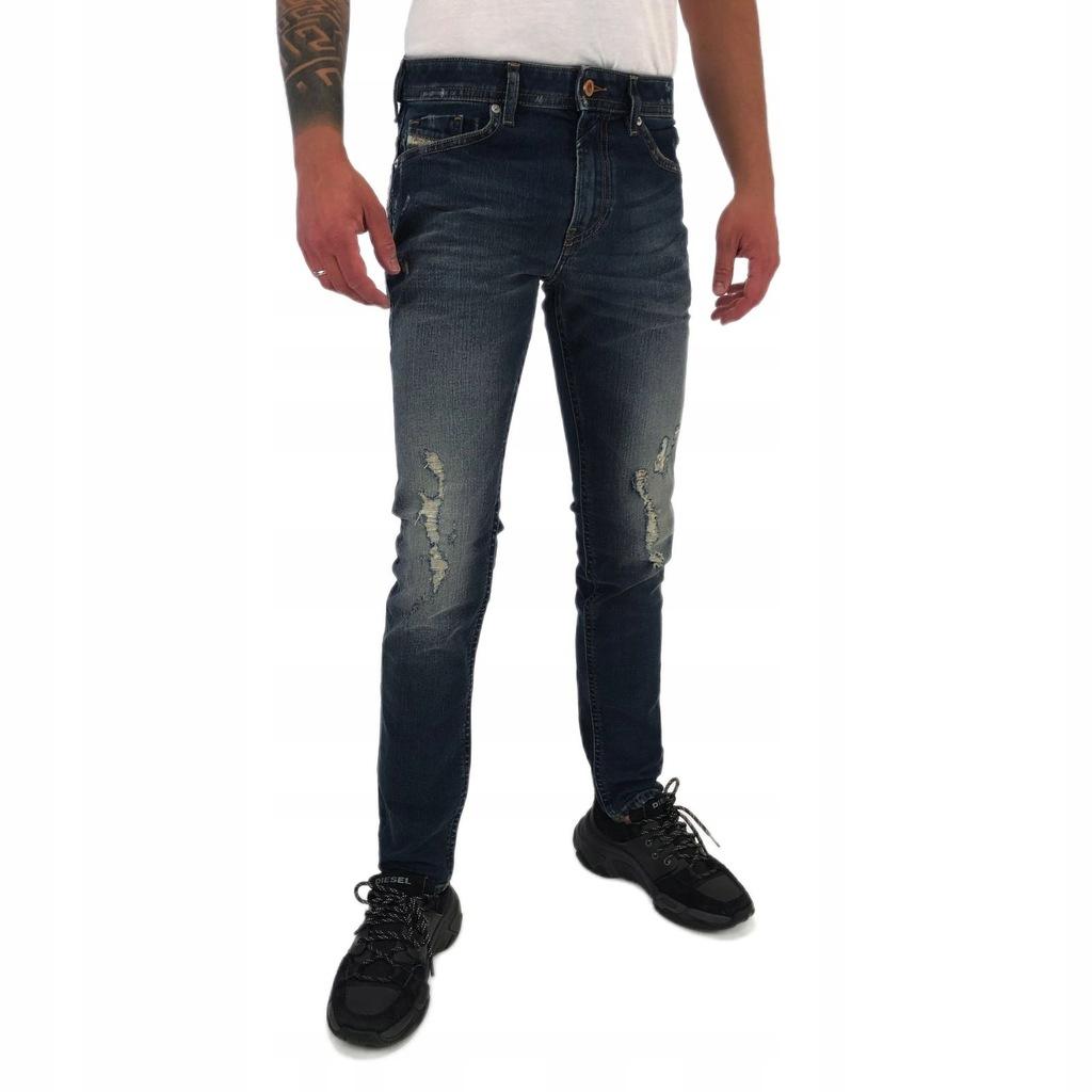 Spodnie Diesel Jeans THOMMER 084YY 01 30x32