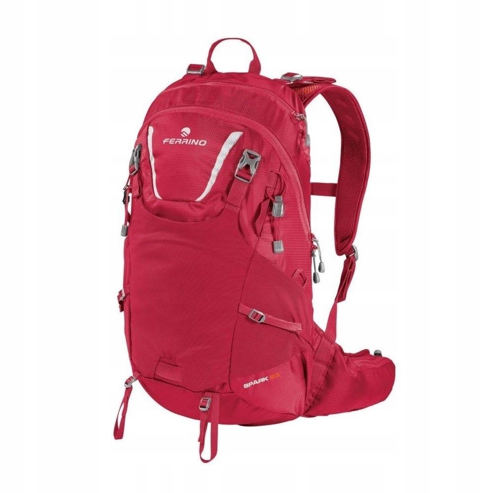 Plecak sportowy FERRINO Spark 23 - Kolor Czerwony