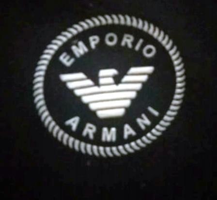 Emporio Armani koszulka męska bluzka S/M BCM!!