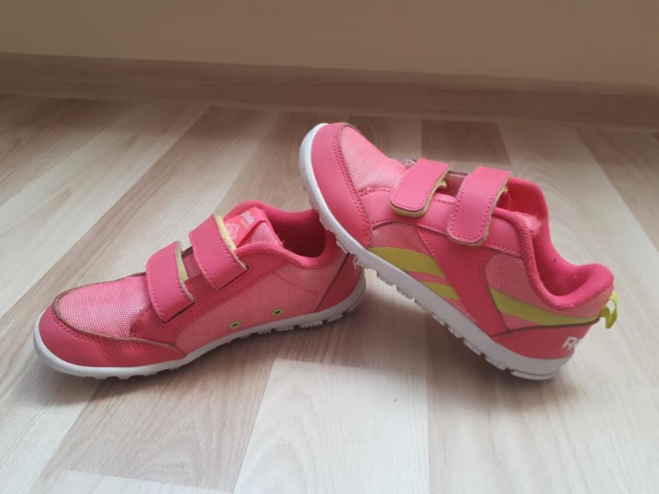 Buty buciki dziecięce sportowe adidasy Reebok rozmiar 22,5