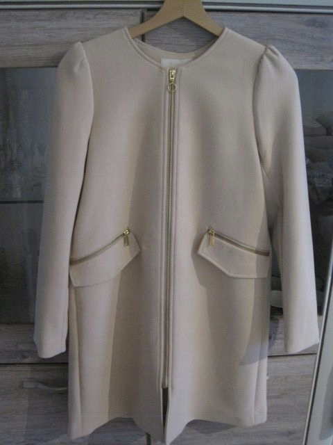 H&M nowy płaszcz 34 XS