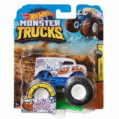Hot Wheels MONSTER TRUCKS Milk Monster NOWY