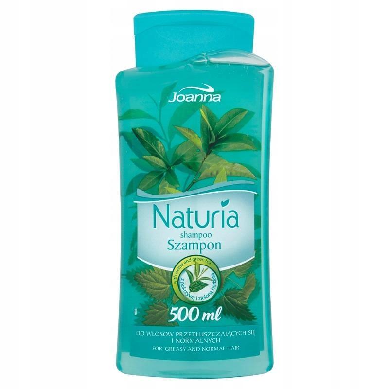 Naturia szampon do włosów normalnych