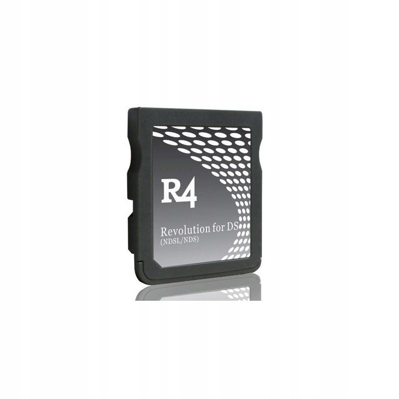 Programator R4 Revolution dla Nintendo DS