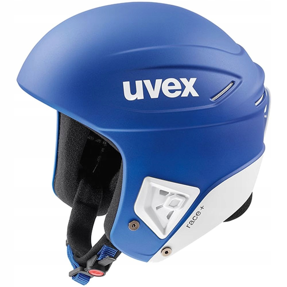 UVEX RACE+ KASK NARCIARSKI NORMA FIS 58-59cm