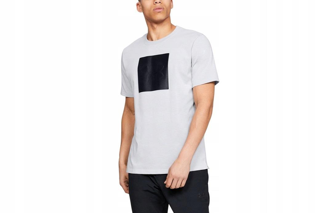 UNDER ARMOUR UNSTOPPABLE KNIT (3XL) Męski T-shirt