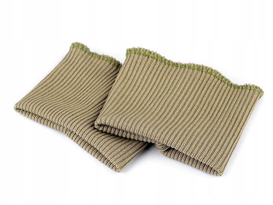 1para 113 khaki ściągacz odzieżowy elastyczny na
