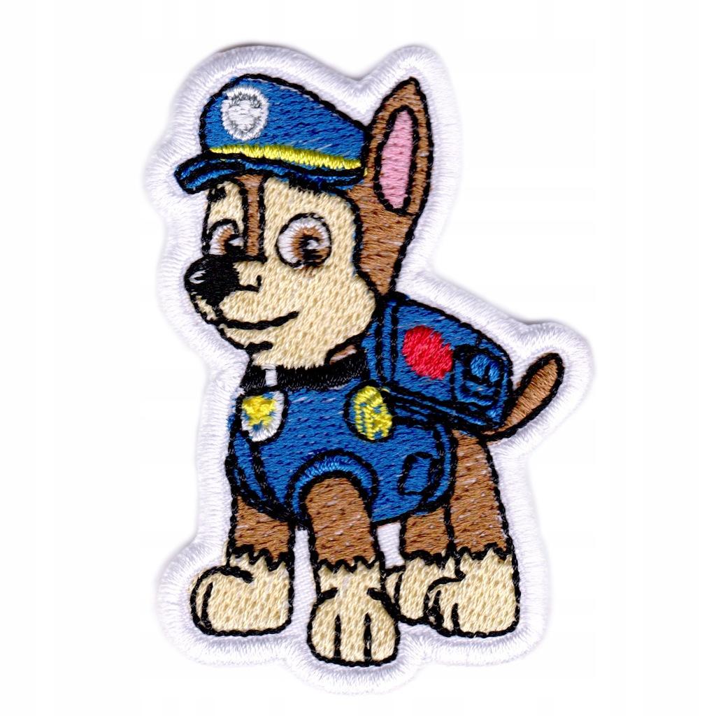Naszywka Naszywki Termo Psi Patrol Chase 7785271457 Oficjalne Archiwum Allegro