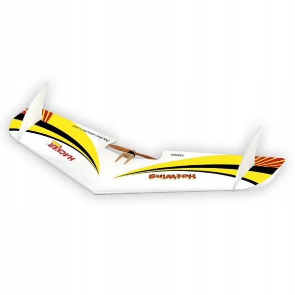 Hotwing 1000 ARF Sting Yellow Latające skrzydło