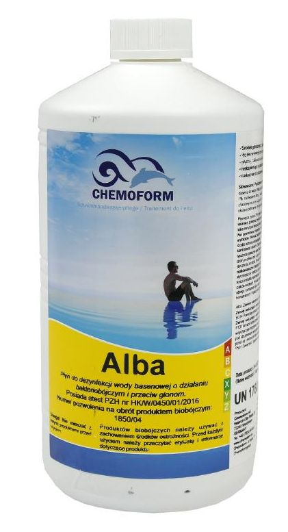 6w1 Chemochlor Chlor Szok Szokowe Antyglon Glony 7363368205 Oficjalne Archiwum Allegro