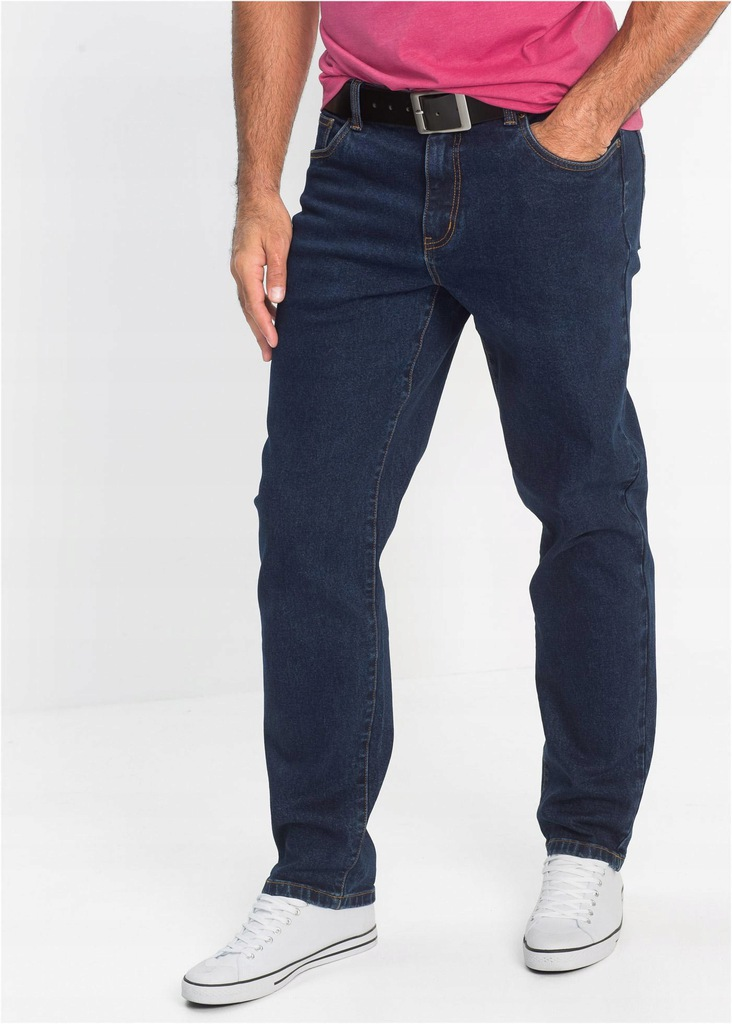CR3F12 JEANSY CLASSIC FIT TAPERED STRETCH__48