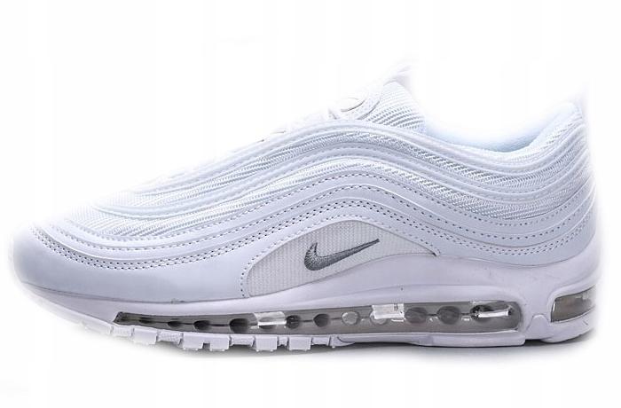 Nike Air Max 97 Białe Buty 921826 101 8410178041