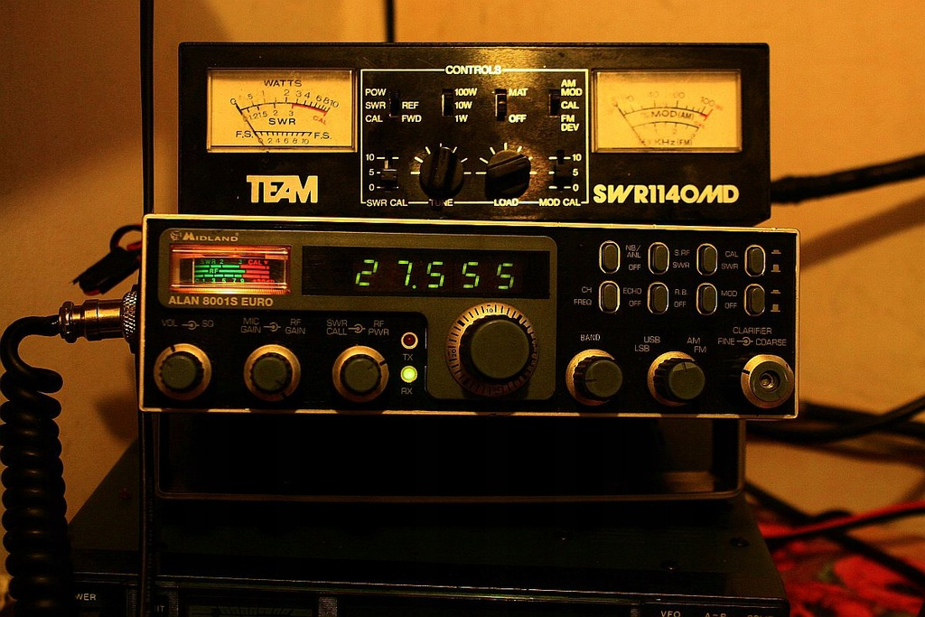 Radio CB Alan Midland 8001 Euro
