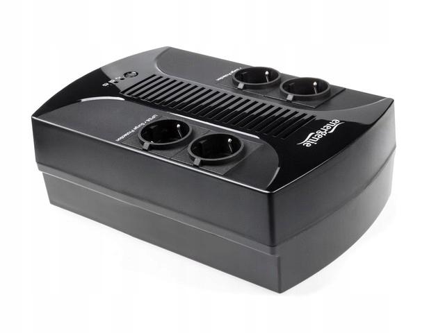 GEMBIRD UPS 850VA Line-Interactive,4xSchuko,LED